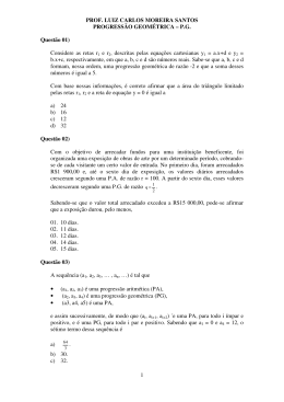 PROF. LUIZ CARLOS MOREIRA SANTOS