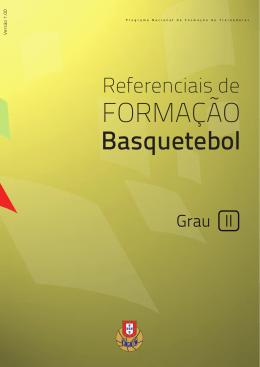 Grau II - Ref. Formação - Instituto do Desporto de Portugal