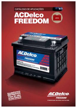 AC Delco - Nova Baterias