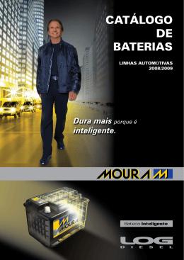 tabela de aplicações - Central de Baterias