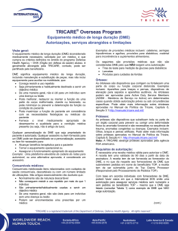 TRICARE Overseas Program
