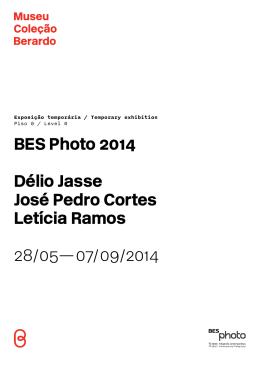 Folha de sala / Booklet PDF