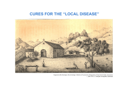 "CURES FOR THE ""LOCAL DISEASE"""
