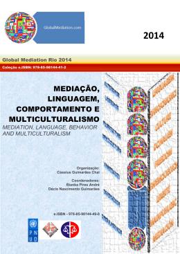 mediação, linguagem, comportamento e multiculturalismo