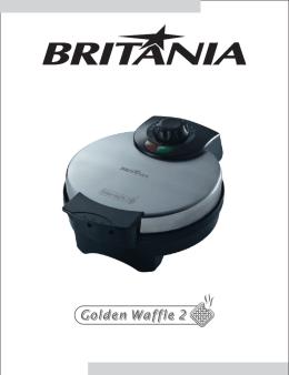 529 05 Rev1 Folheto de Instruções Golden Waffle 2