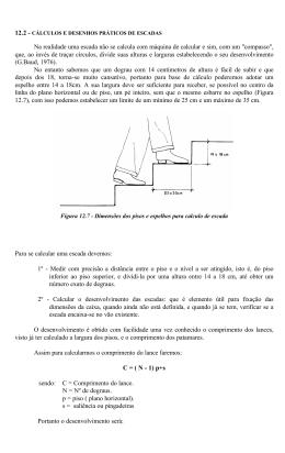 Cálculo e desenho prático