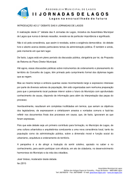 Mensagem José Veloso