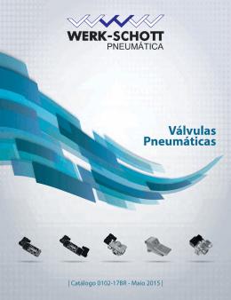 Válvulas Pneumáticas - 0102-17BR - Werk