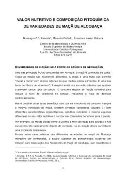 Clique aqui para ler - Clube da Maçã de Alcobaça