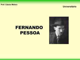 Prof. Cássio Melero Universitário