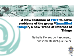 "A New Instance of FIOT to solve problems of the group ""Quantified"