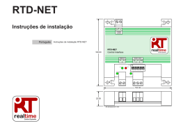 RTD-NET - Realtime Control Systems
