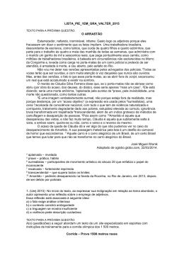 gramática - Colégio Guilherme de Almeida
