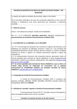 RECURSO DA QUESTÃO 82 DA PROVA DE AGENTE DE