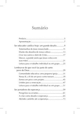 Educar, exigência.indd - Editora Ave