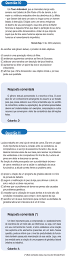 Questão 10 Questão 11