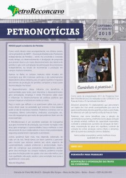 Edição 12 - PetroRecôncavo