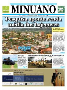 GuiaVestibular - Jornal Minuano