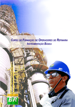 Instrumentação Básica - Curso Técnico de Petróleo da UFPR