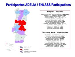 Participantes ADELIA / EHLASS Participations