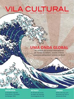 UMA ONDA GLOBAL - Livraria da Vila