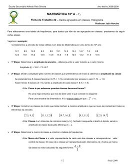 22 - Matemática na Escola e na Vida!