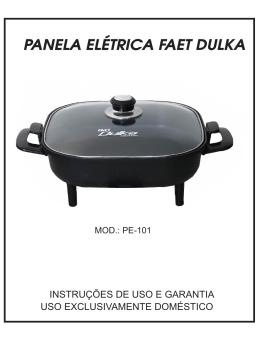 manual da PE-101