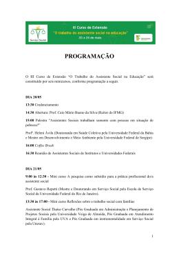 Acesse! - Instituto Federal de Minas Gerais