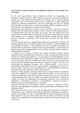 Prof. Freitas do Amaral (Professor da Faculdade de Direito