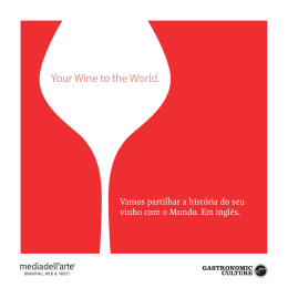 Your Wine to the World.