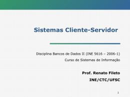 Sistemas cliente
