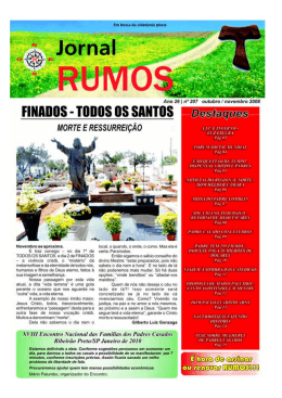 n° 207 - Associação Rumos