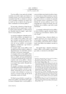 JAM - JURÍDICA O serviço público é uma espécie de atividade