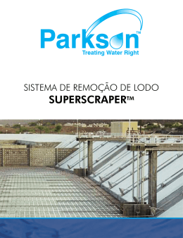 SUPERSCRAPERTM - Parkson do Brasil