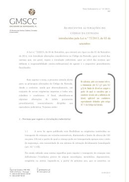 Nota Informativa 6/2013