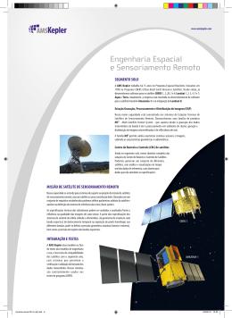 Engenharia Espacial e Sensoriamento Remoto