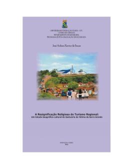 A Resignificação Religiosa do Turismo Regional... / José Arilson