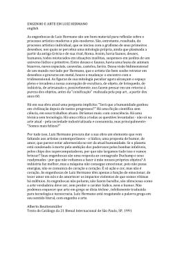 Engenho e arte em Luiz Hermano – Alberto Beuttenmuller