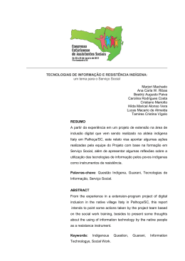 baixar - Conselho Regional de Serviço Social 12ª Região SC