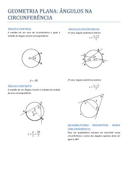 geometria 1 – plana