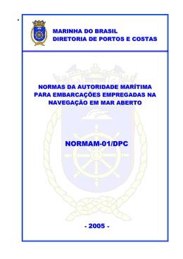 NORMAM-01/DPC