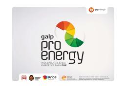 Apresentação da ação de formação Galp ProEnergy