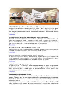 Notícias da Contracs