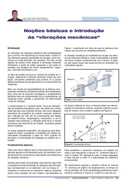 Noções básicas e introdução às vibrações