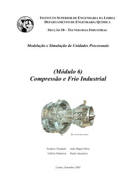 (Módulo 6) Compressão e Frio Industrial