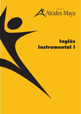Inglês Instrumental I