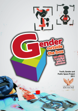 Youth, Gender and Public Space Project 2011