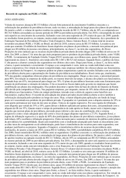 mc1674 - CPS/FGV - Fundação Getulio Vargas