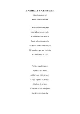 Clique aqui e leia - Blog Alvinho Patriota