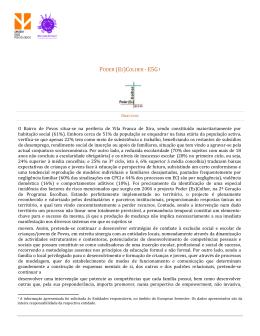 PODER (ES)COLHER - European Semester